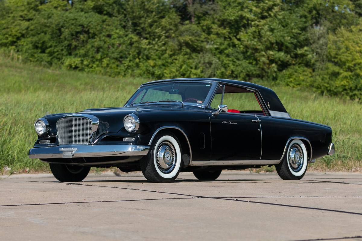 1st Image of a 1962 STUDEBAKER GRAN TURISMO