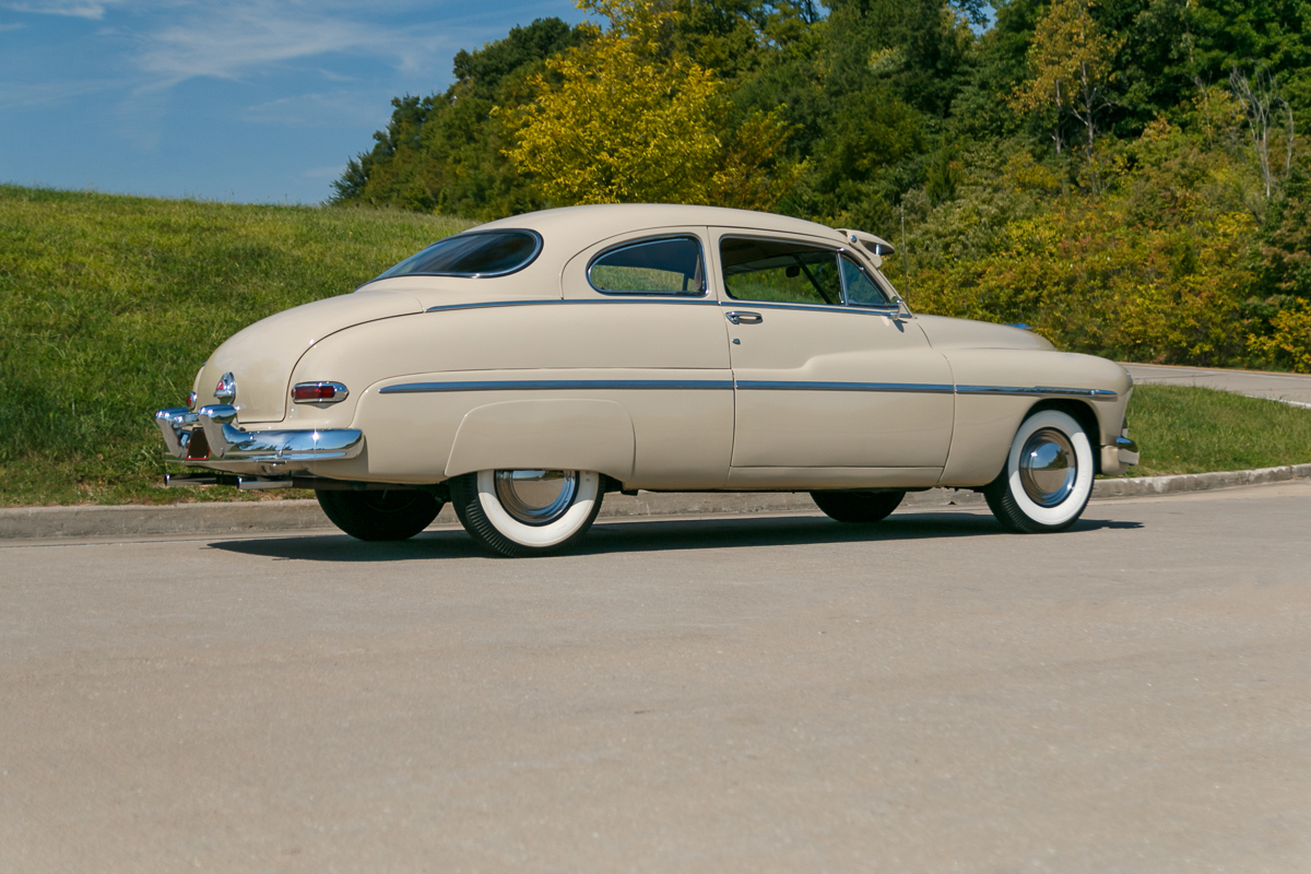 1st Image of a 1950 MERCURY COUPE