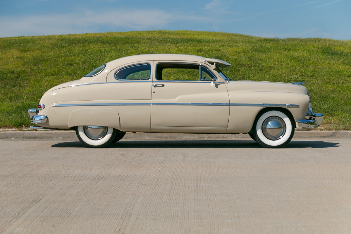 2nd Image of a 1950 MERCURY COUPE