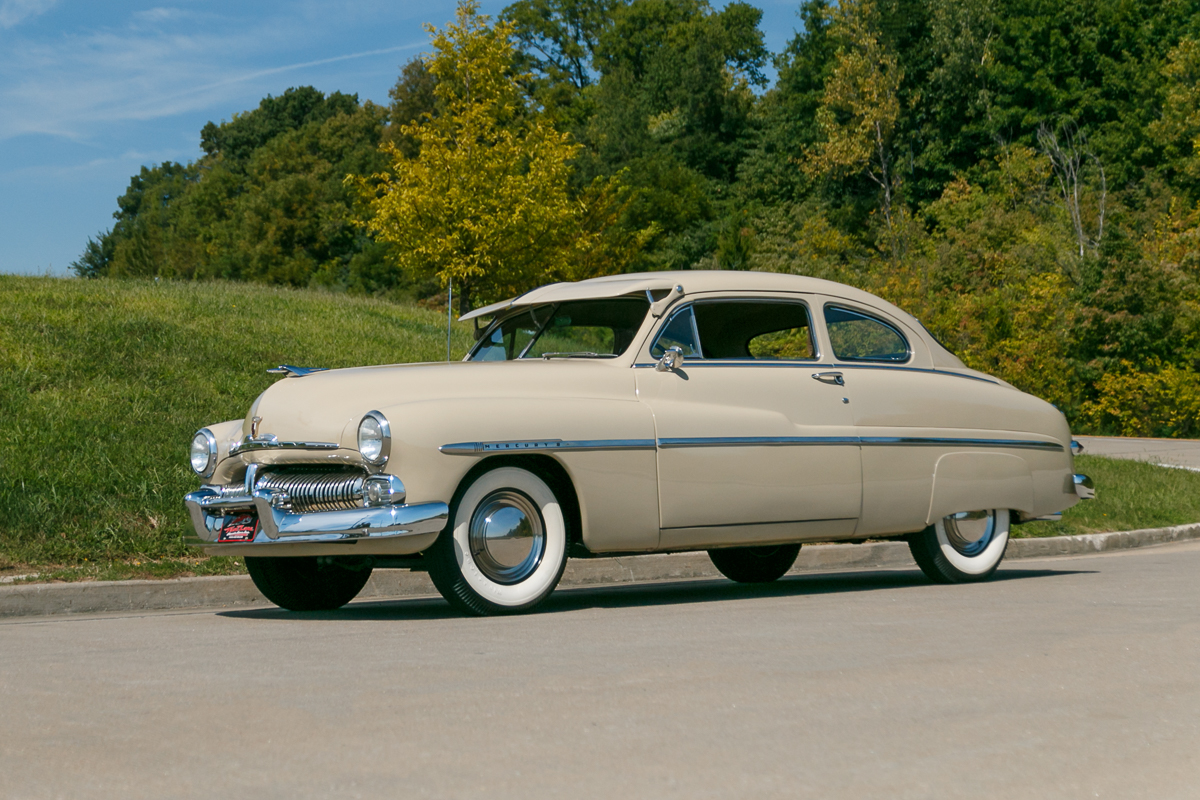 3rd Image of a 1950 MERCURY COUPE