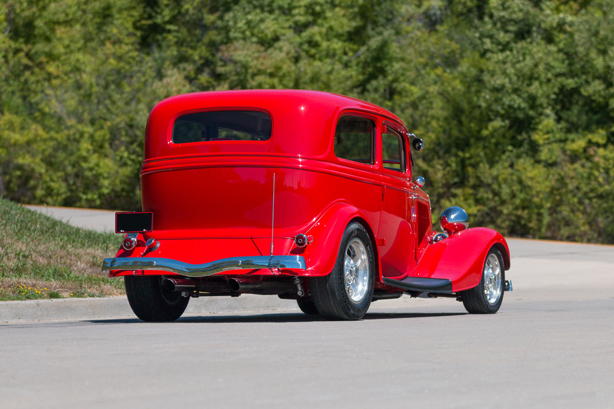 3rd Image of a 1934 FORD TUDOR