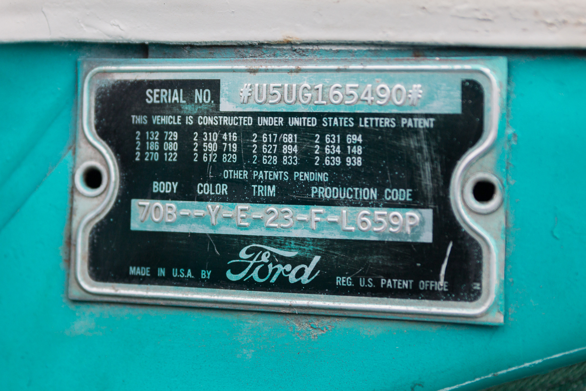 6th Image of a 1955 FORD CUSTOMLINE