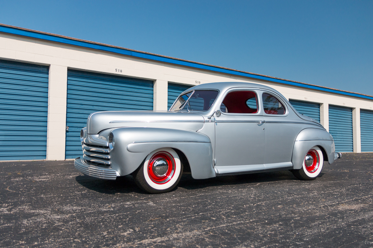 1st Image of a 1946 FORD BUISNESS
