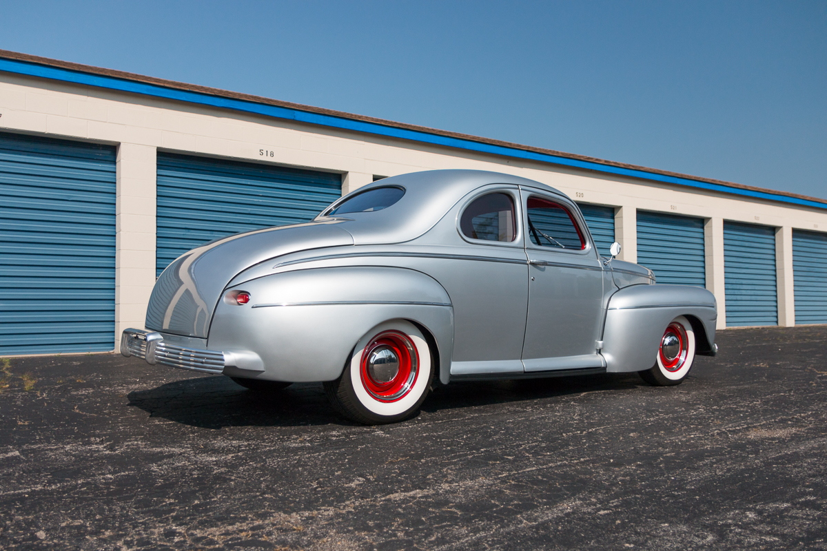2nd Image of a 1946 FORD BUISNESS