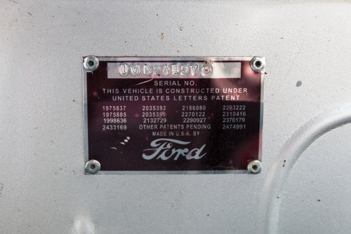 6th Image of a 1946 FORD BUISNESS
