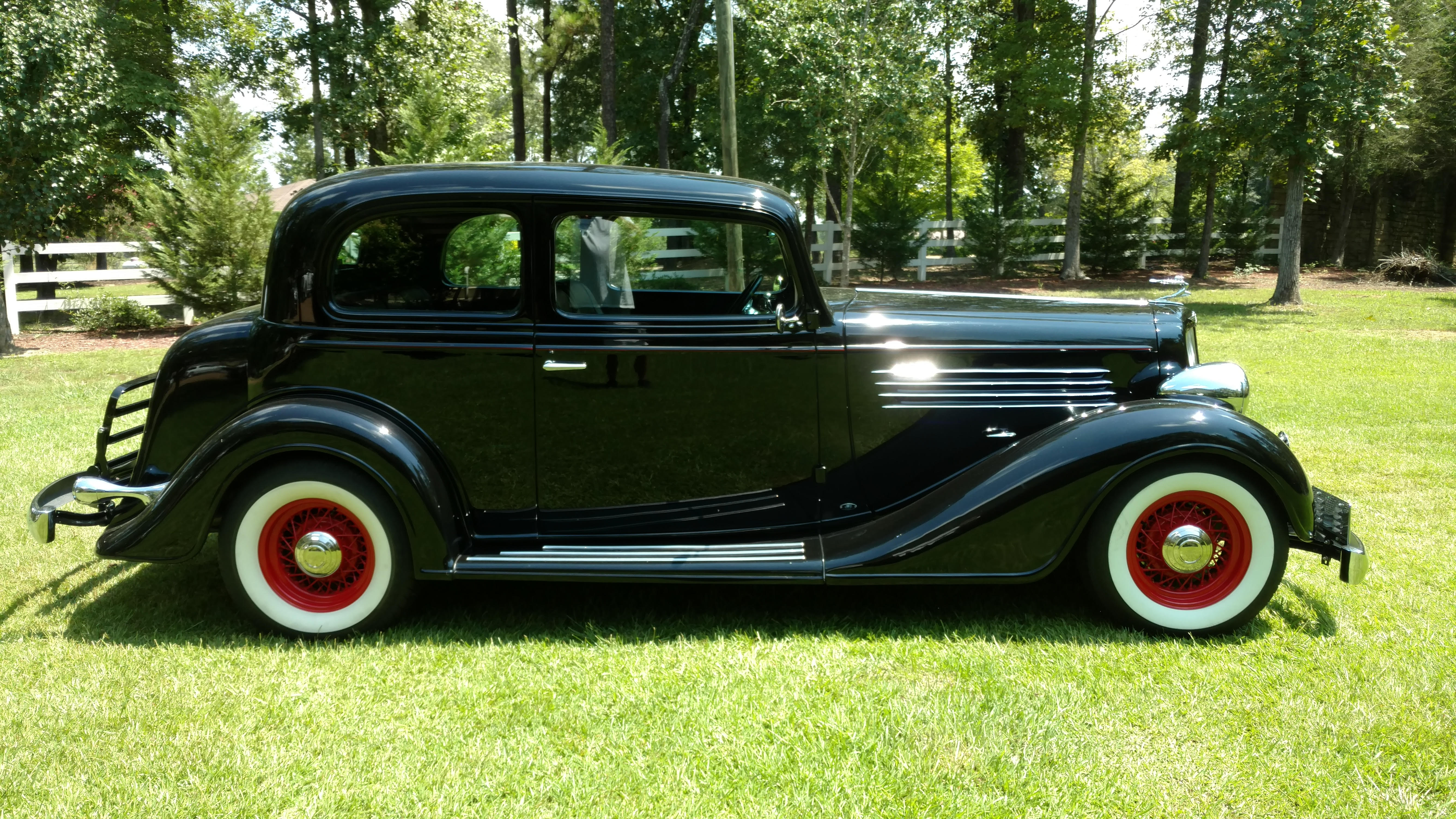 1st Image of a 1935 BUICK VICTORIA