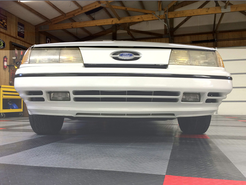 5th Image of a 1990 FORD TAURUS SHO