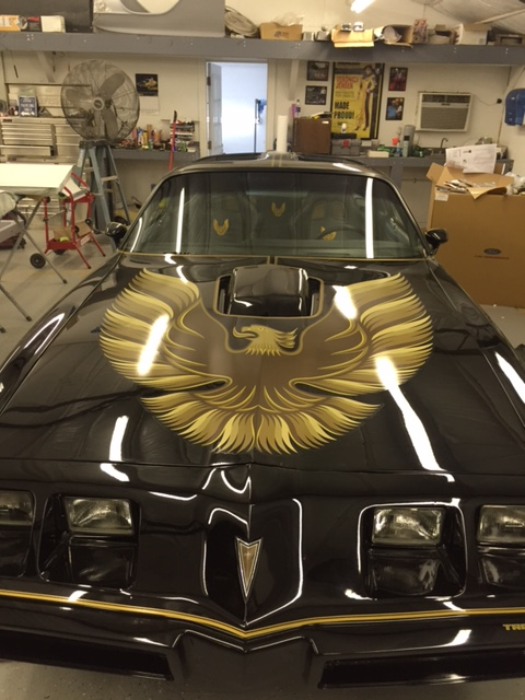 7th Image of a 1980 PONTIAC TRANS AM