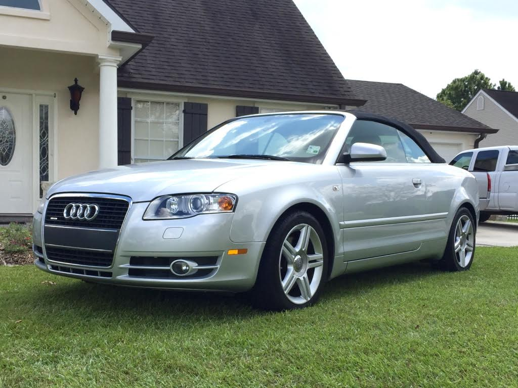 2nd Image of a 2008 AUDI A4 2.0T QUATTRO