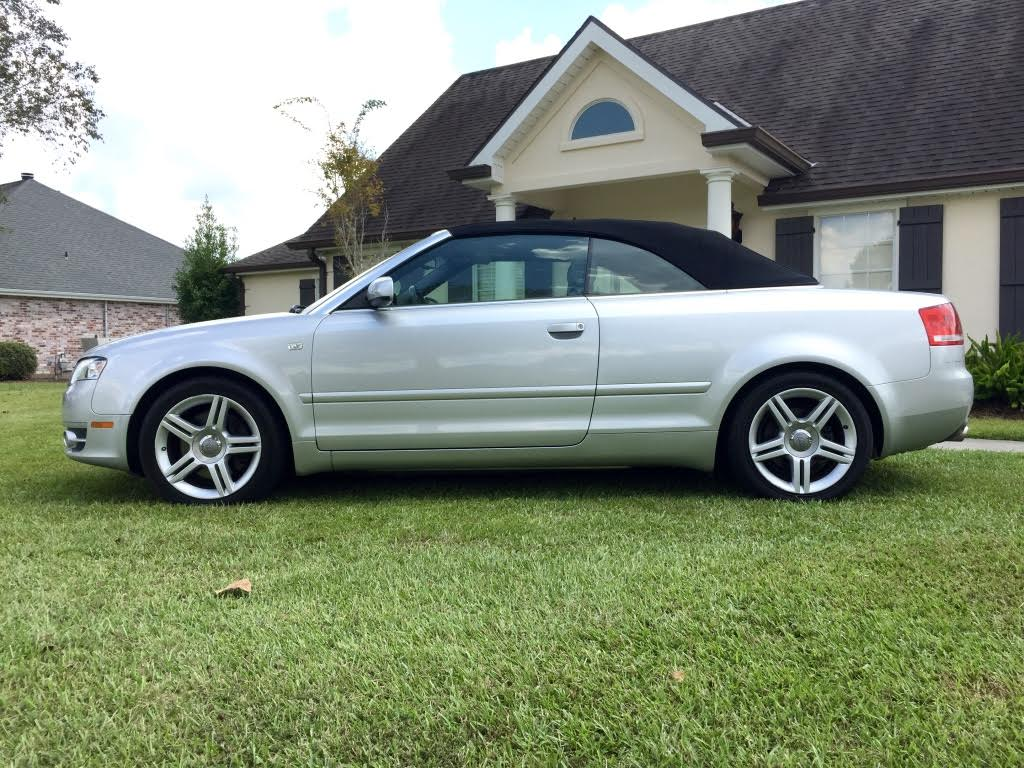 3rd Image of a 2008 AUDI A4 2.0T QUATTRO