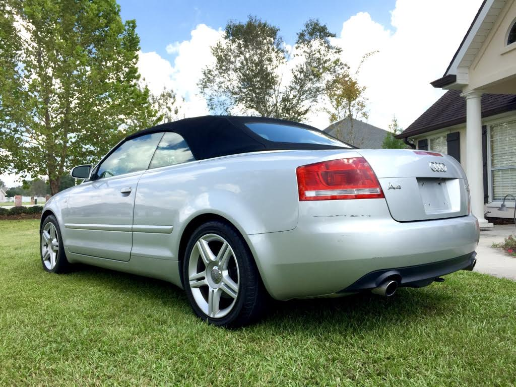 4th Image of a 2008 AUDI A4 2.0T QUATTRO