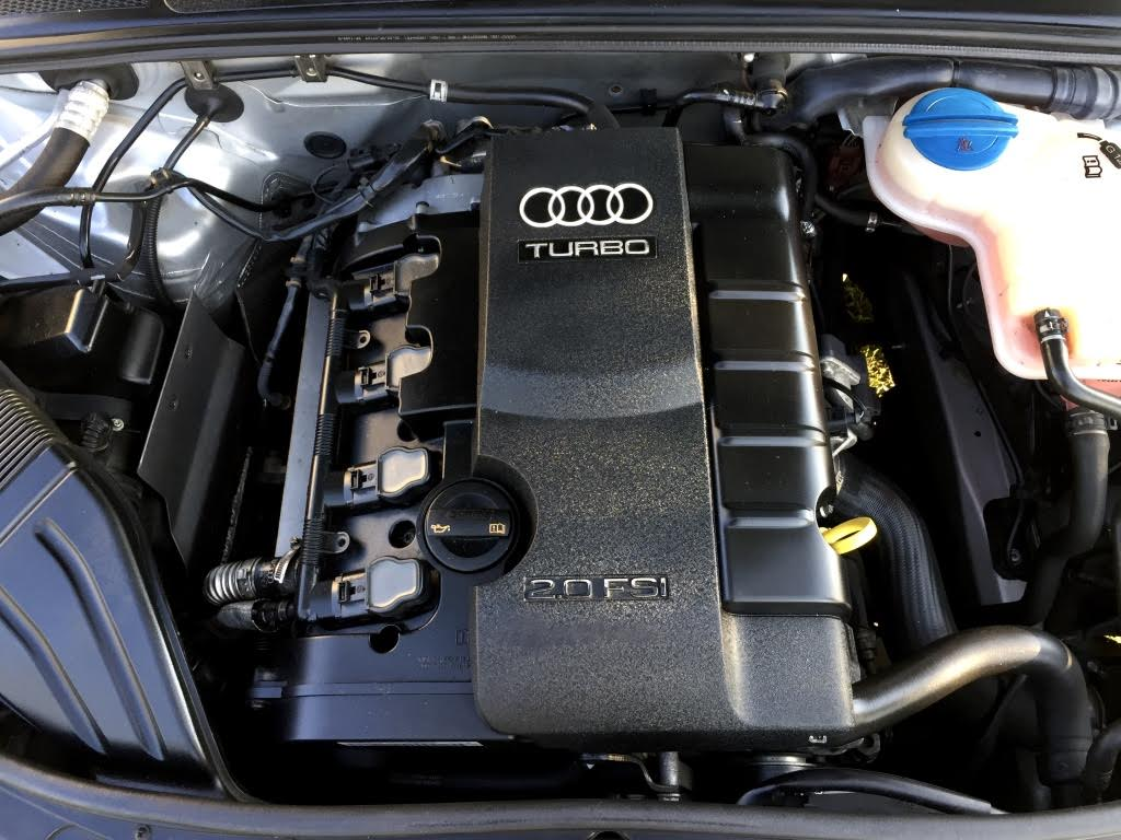 9th Image of a 2008 AUDI A4 2.0T QUATTRO
