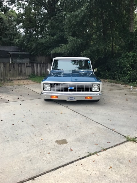 8th Image of a 1969 CHEVROLET C10