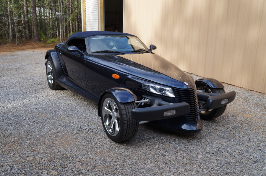 2nd Image of a 2001 CHRYSLER PROWLER