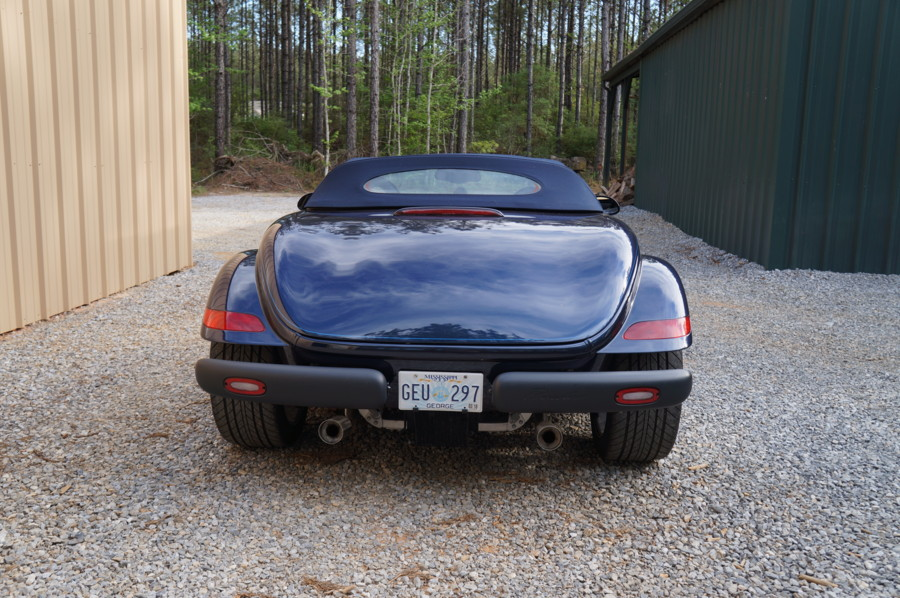 5th Image of a 2001 CHRYSLER PROWLER