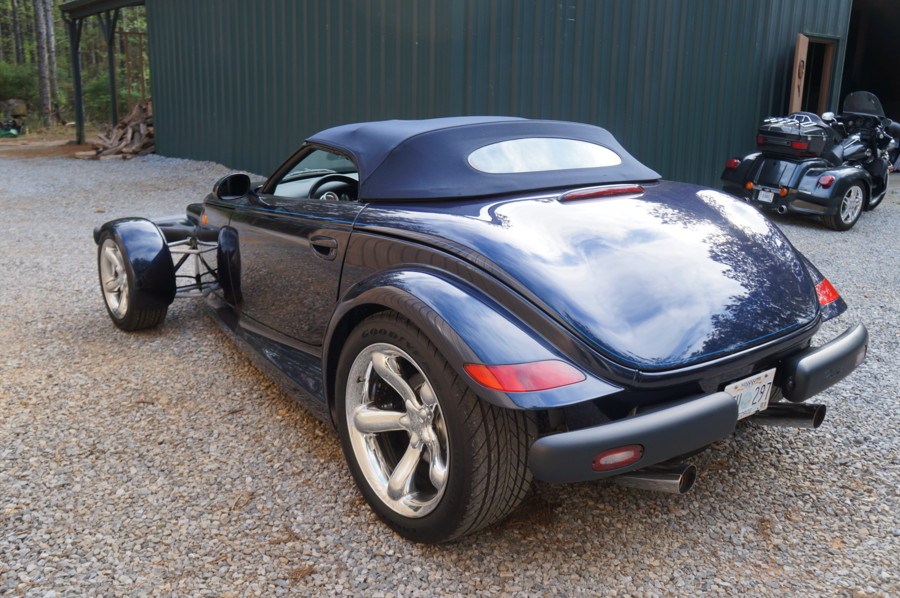 6th Image of a 2001 CHRYSLER PROWLER