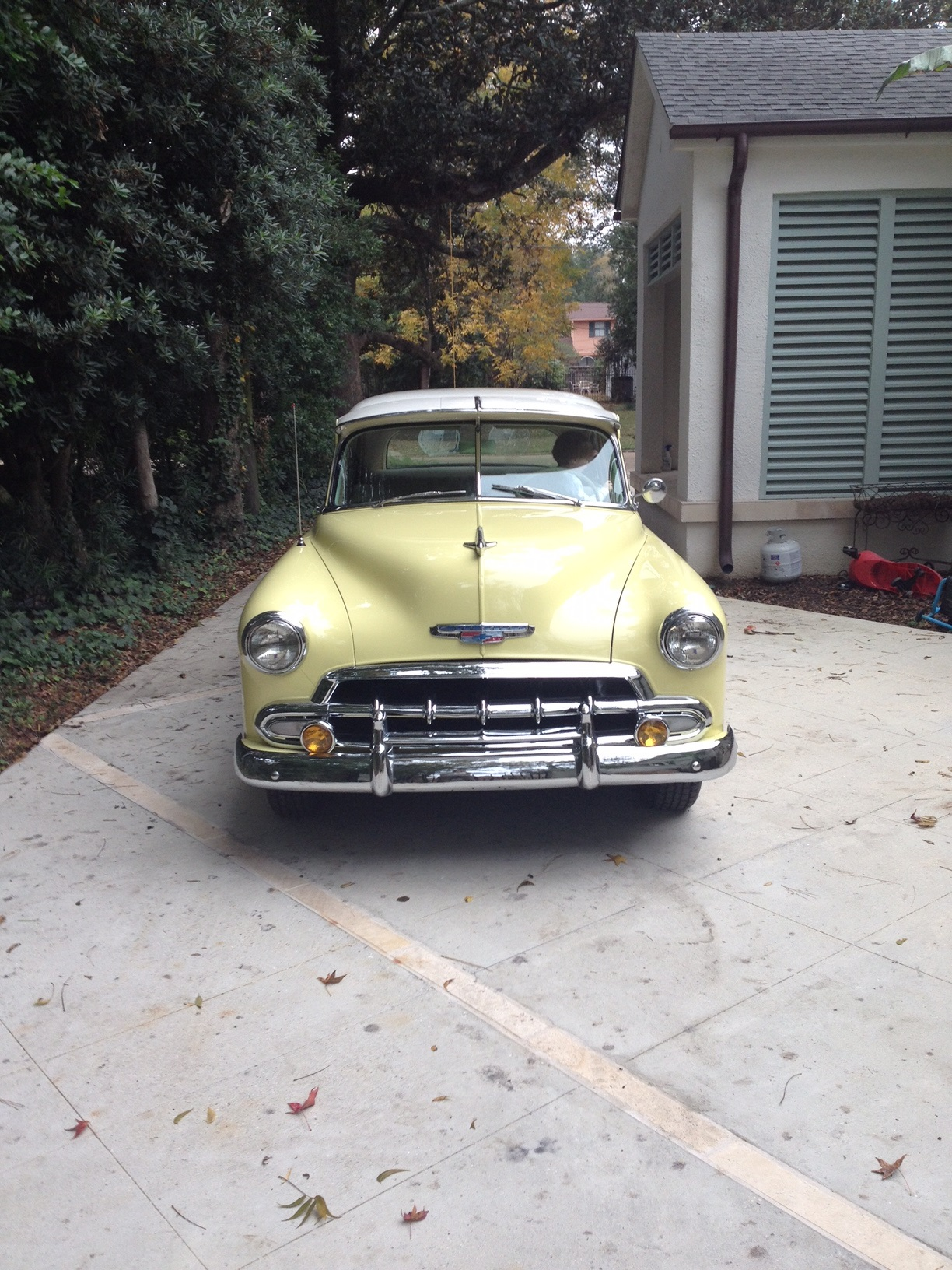 3rd Image of a 1952 CHEVROLET BELAIR