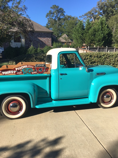 1st Image of a 1953 FORD F100