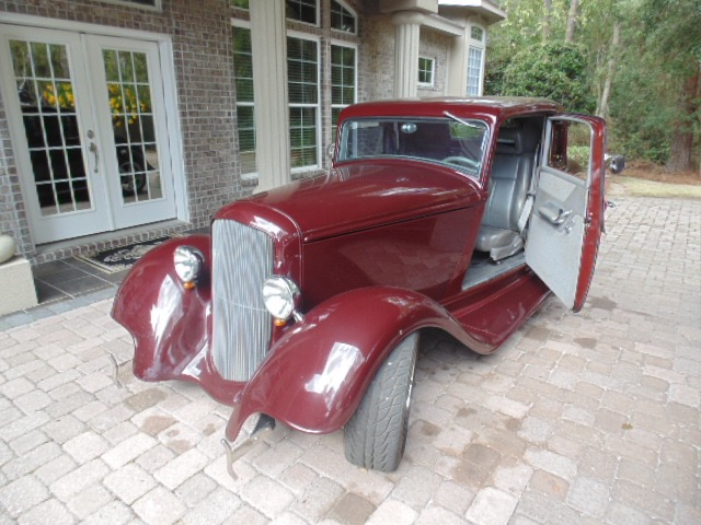 1st Image of a 1933 PLYMOUTH COUPE