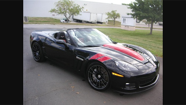 1st Image of a 2010 CHEVROLET CORVETTE GRAND SPORT 3LT