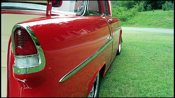2nd Image of a 1955 CHEVROLET 210