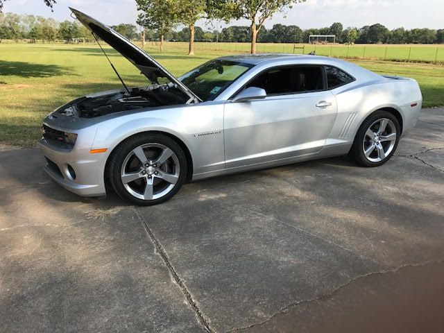 1st Image of a 2011 CHEVROLET CAMARO 2SS