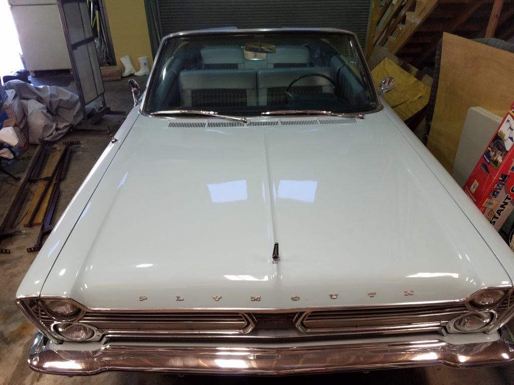 5th Image of a 1966 PLYMOUTH FURY III