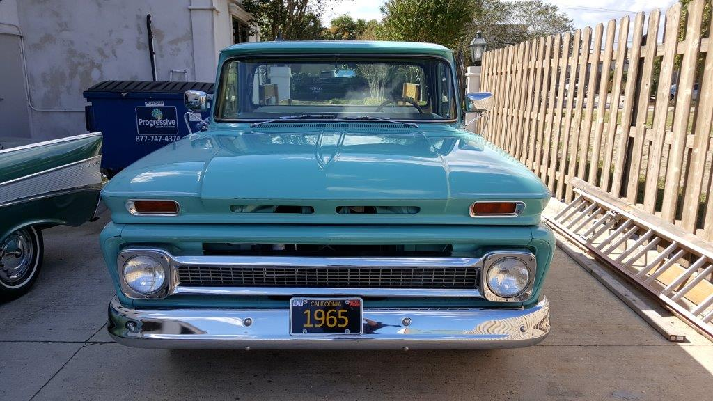 1st Image of a 1965 CHEVROLET C10