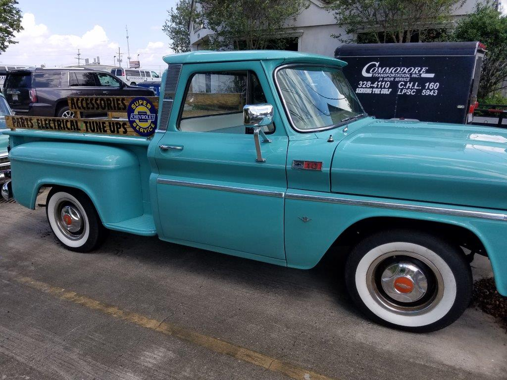 2nd Image of a 1965 CHEVROLET C10