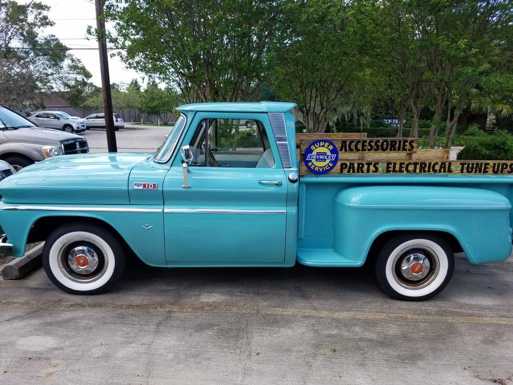 3rd Image of a 1965 CHEVROLET C10