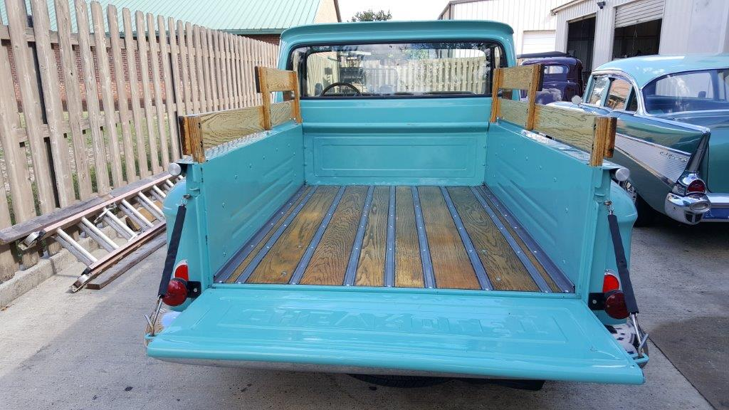 5th Image of a 1965 CHEVROLET C10