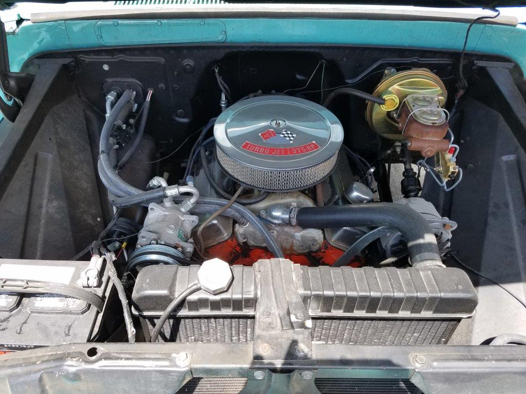 8th Image of a 1965 CHEVROLET C10
