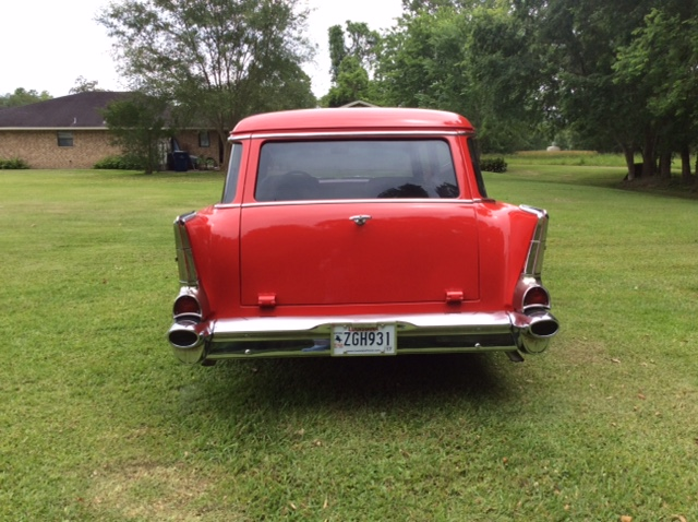 3rd Image of a 1957 CHEVROLET 210