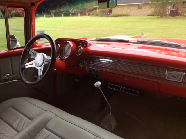 7th Image of a 1957 CHEVROLET 210