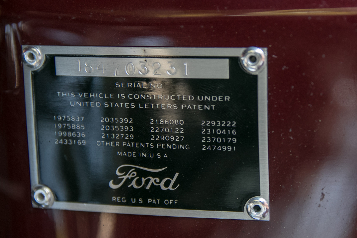 6th Image of a 1934 FORD 5 WINDOW