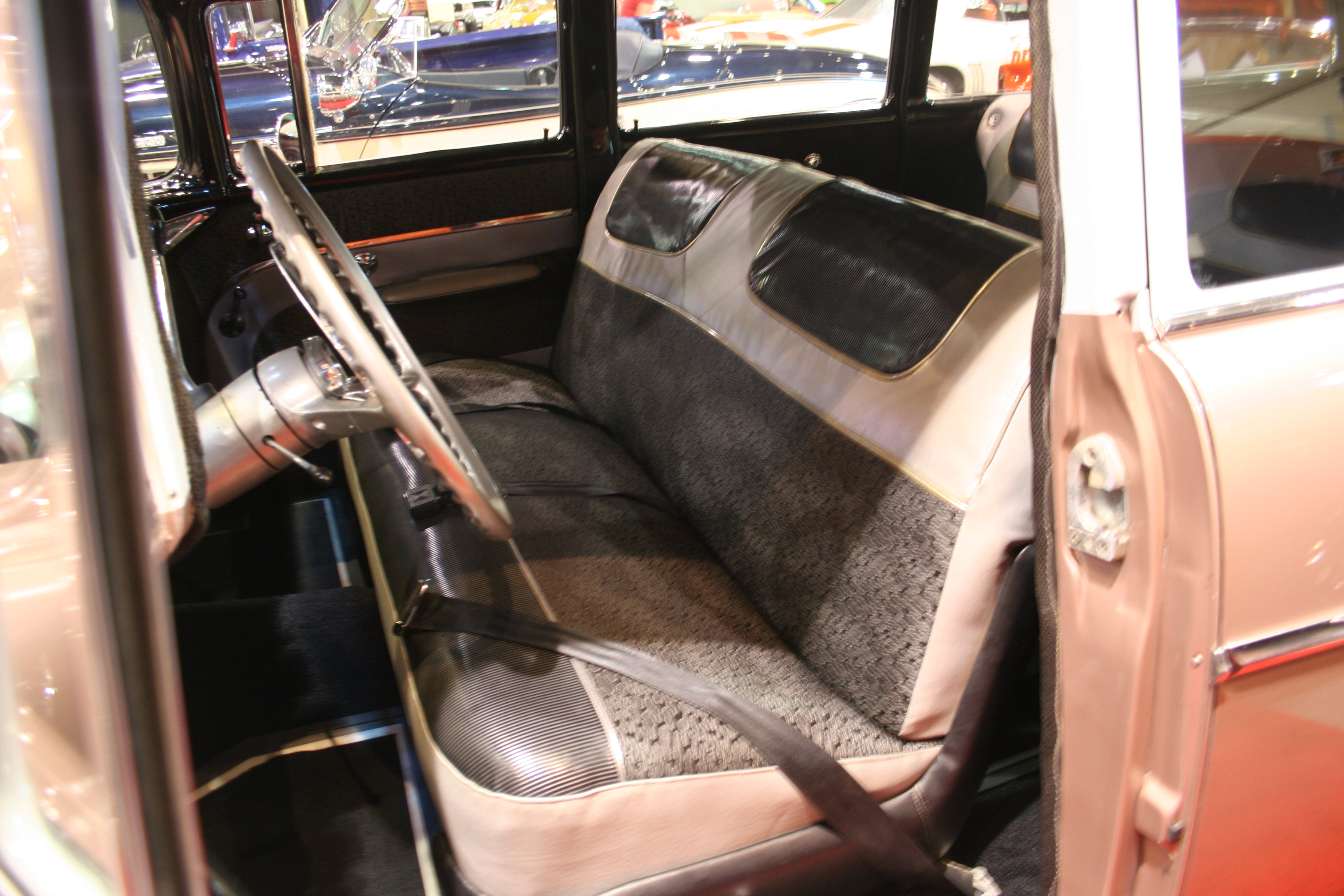 6th Image of a 1957 CHEVROLET BELAIR