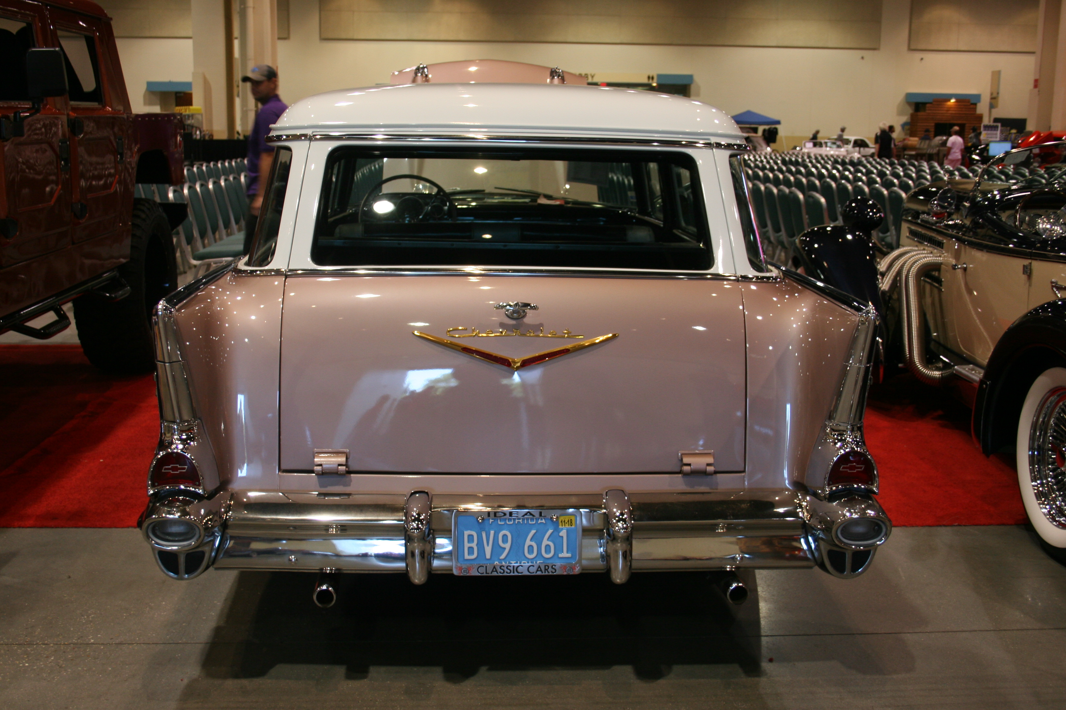 10th Image of a 1957 CHEVROLET BELAIR