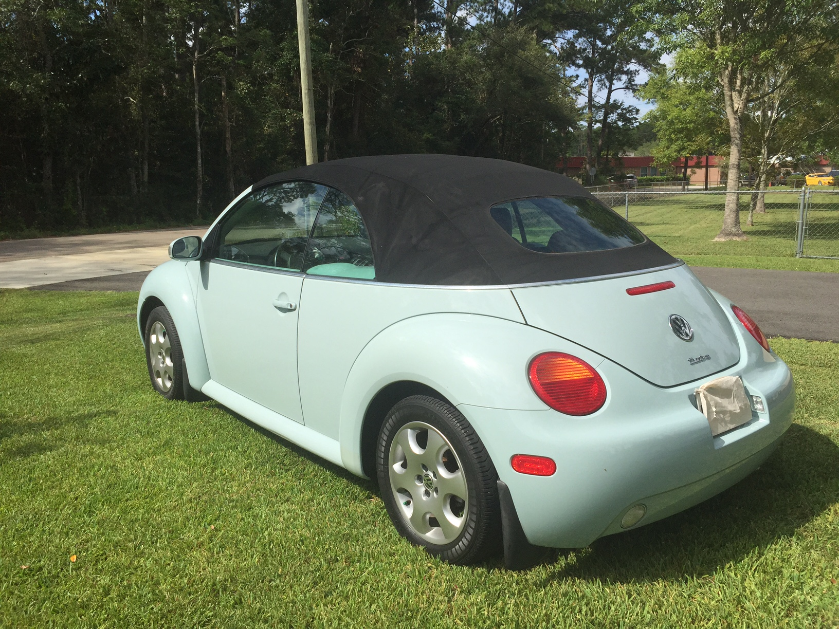 7th Image of a 2004 VOLKSWAGEN NEW BEETLE GLS