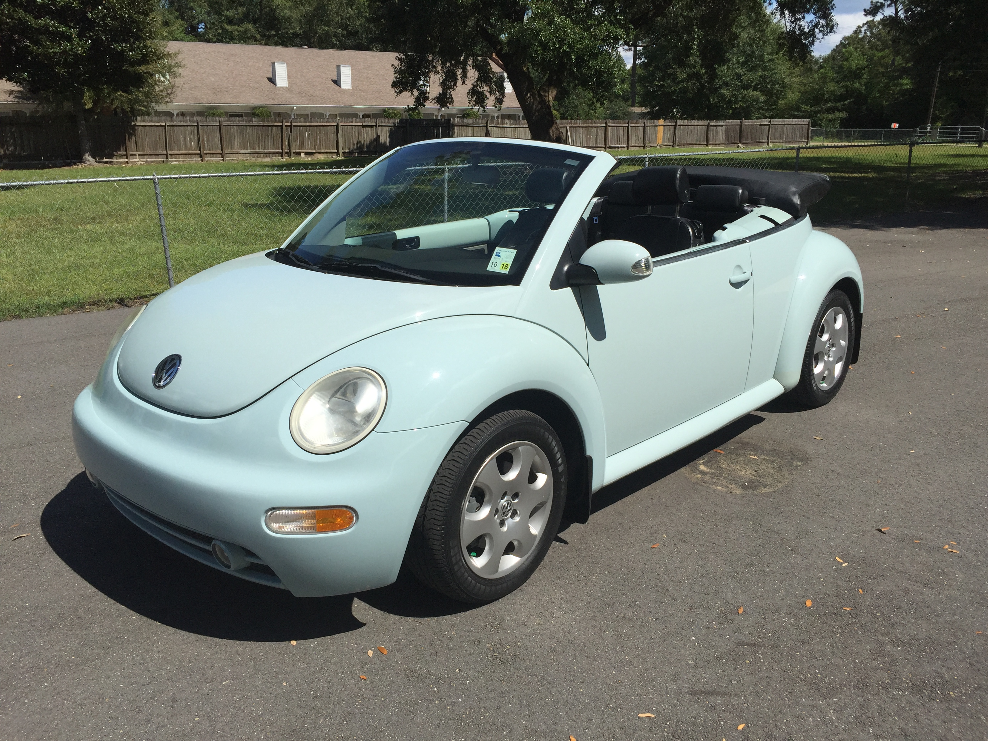 10th Image of a 2004 VOLKSWAGEN NEW BEETLE GLS