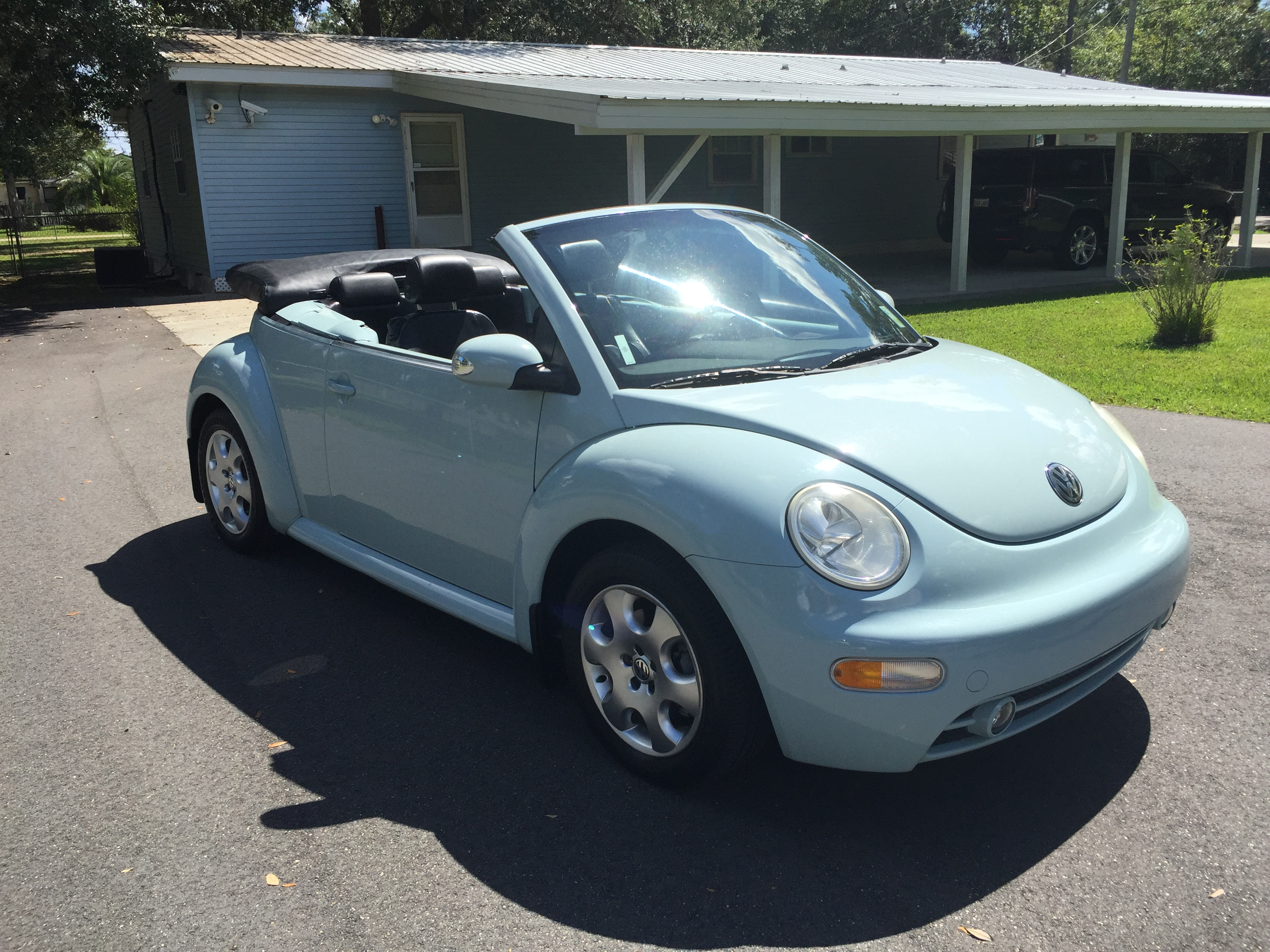 11th Image of a 2004 VOLKSWAGEN NEW BEETLE GLS