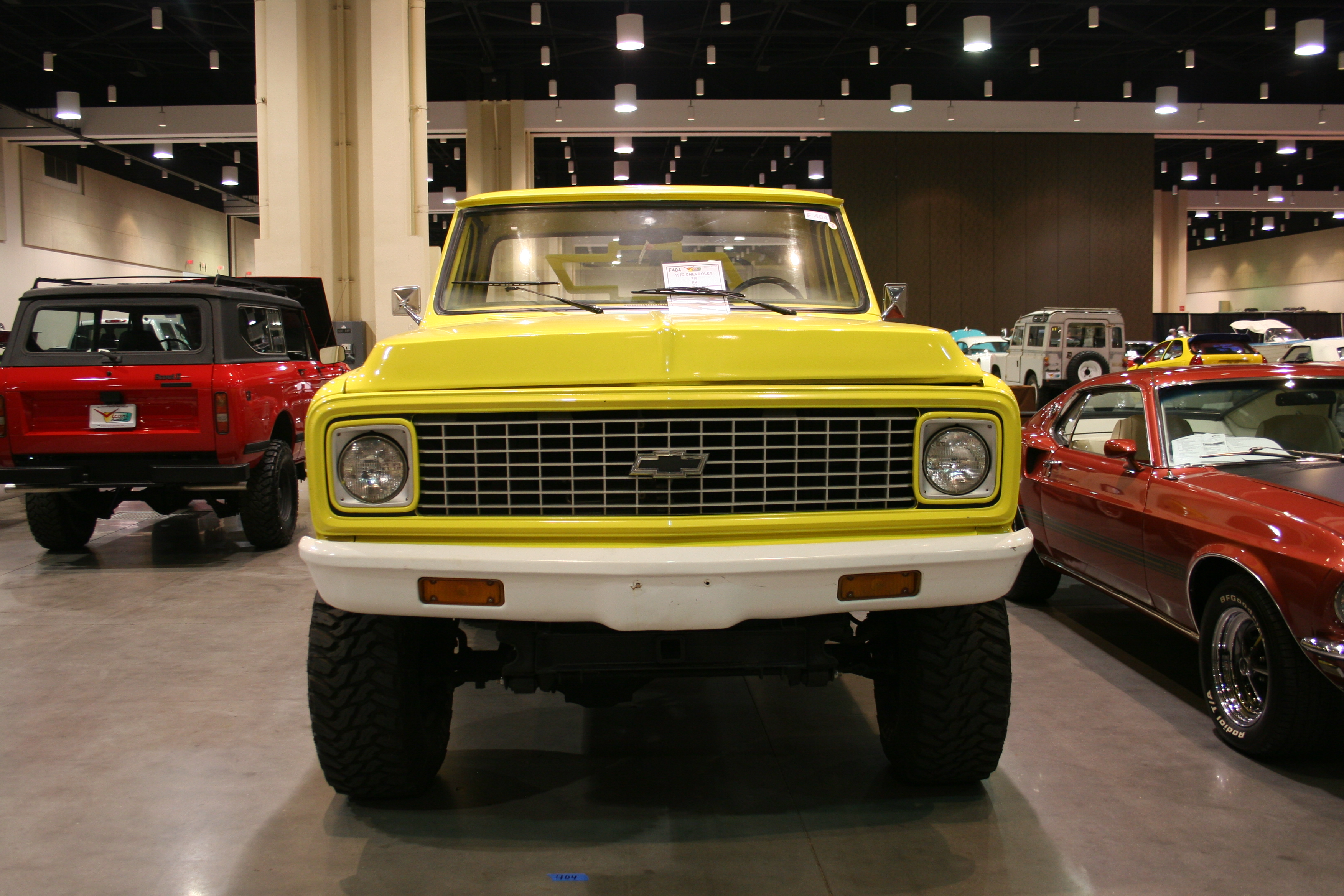 1st Image of a 1972 CHEVROLET PK