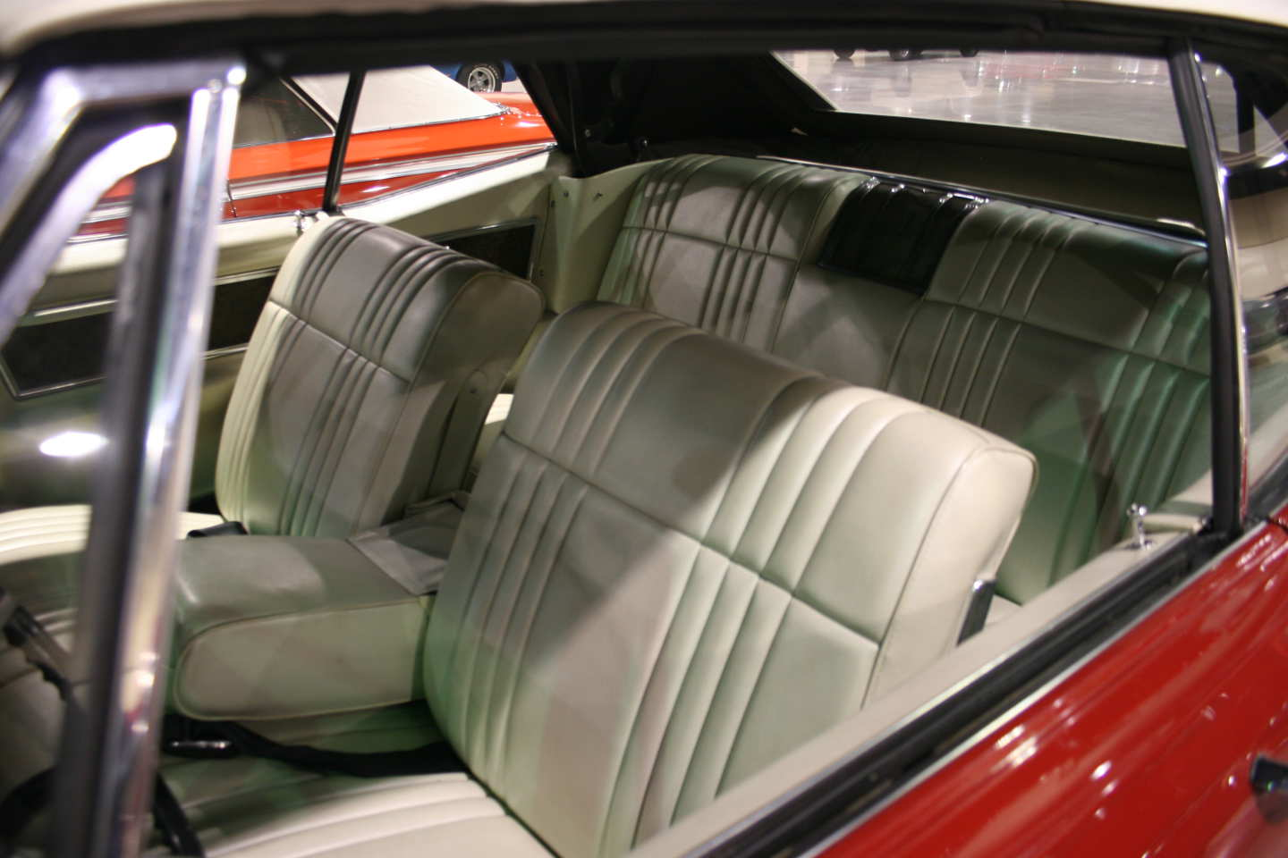 4th Image of a 1968 PONTIAC BONNEVILLE
