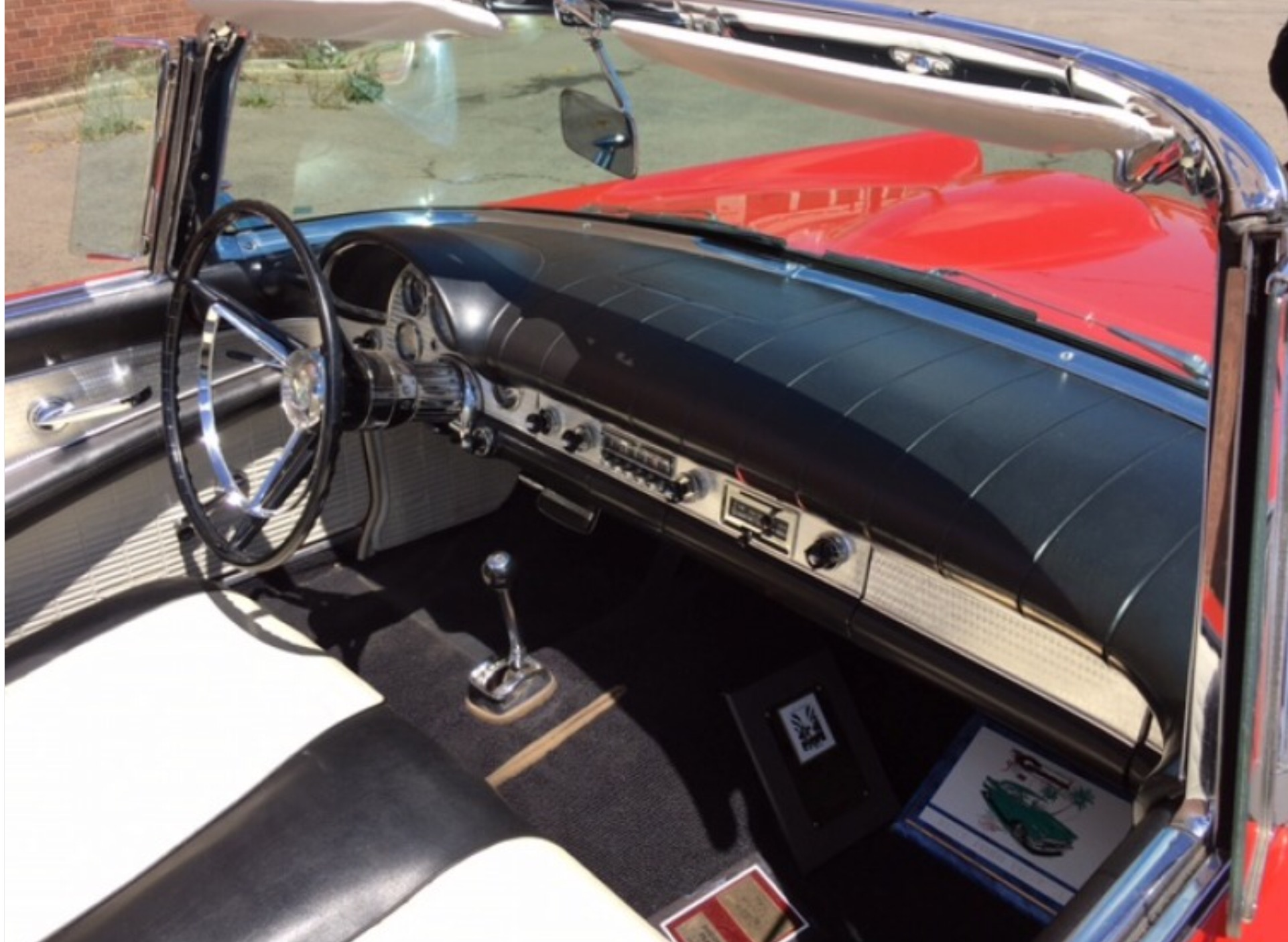 5th Image of a 1957 FORD THUNDERBIRD