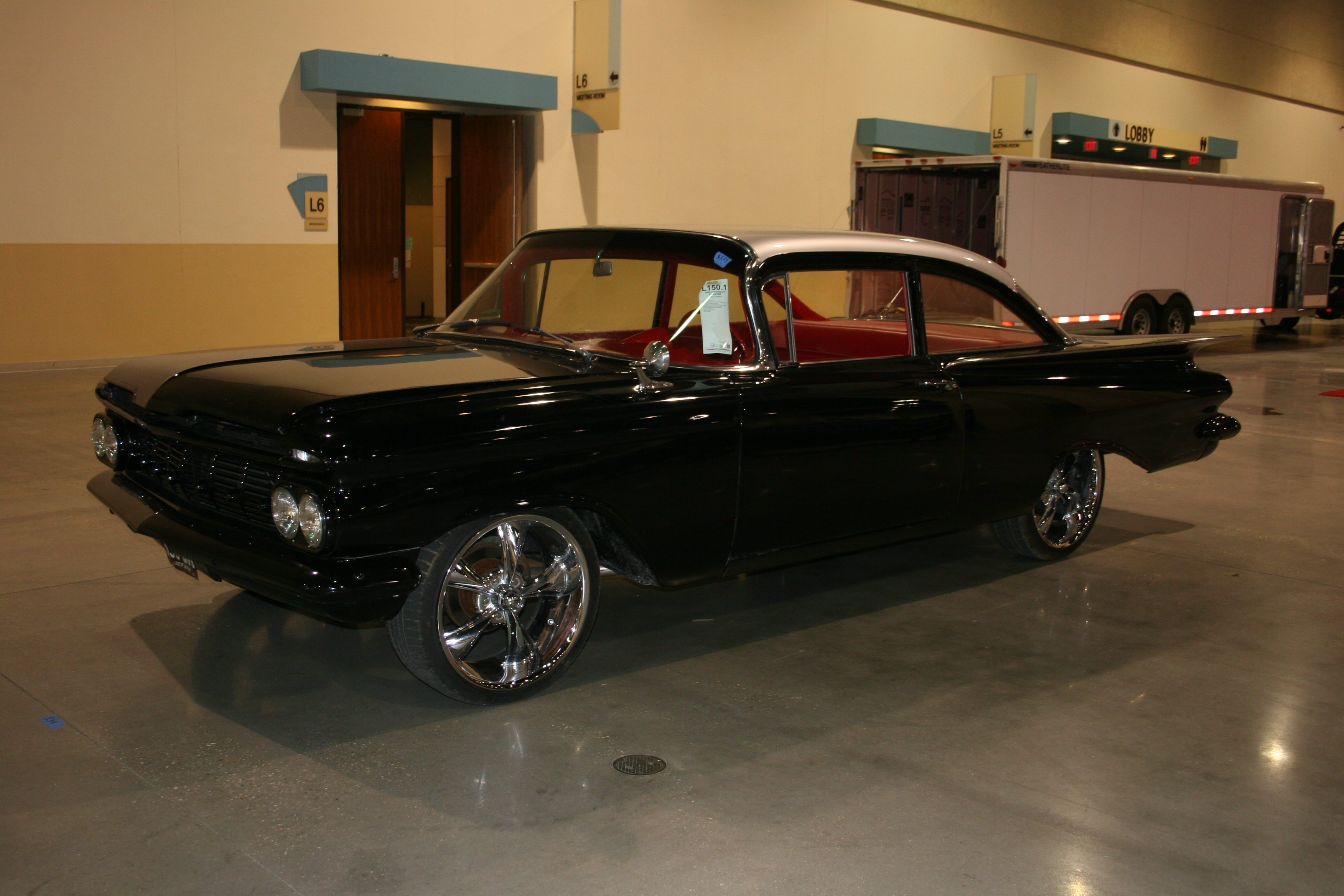 2nd Image of a 1959 CHEVROLET BISCAYNE