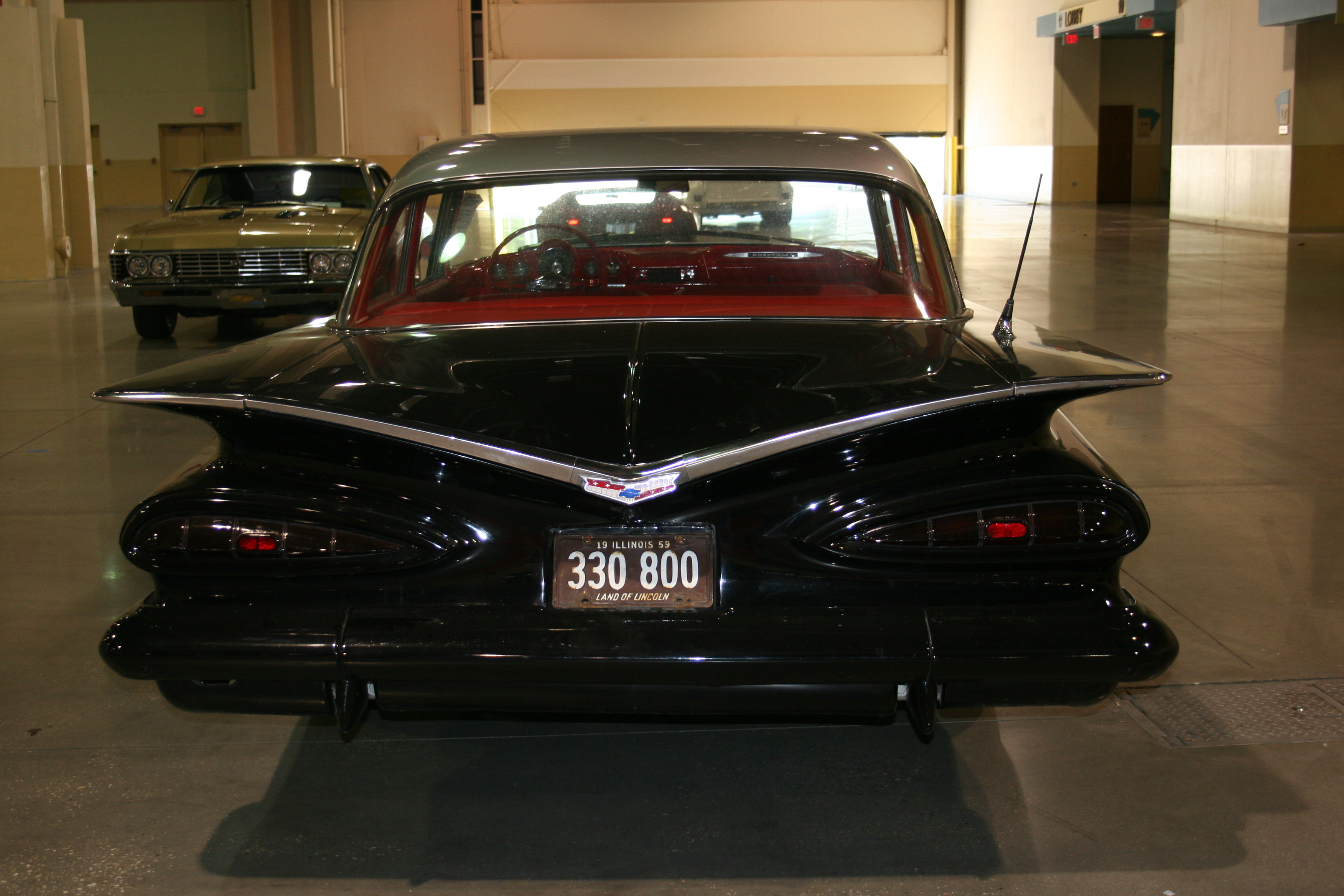 6th Image of a 1959 CHEVROLET BISCAYNE