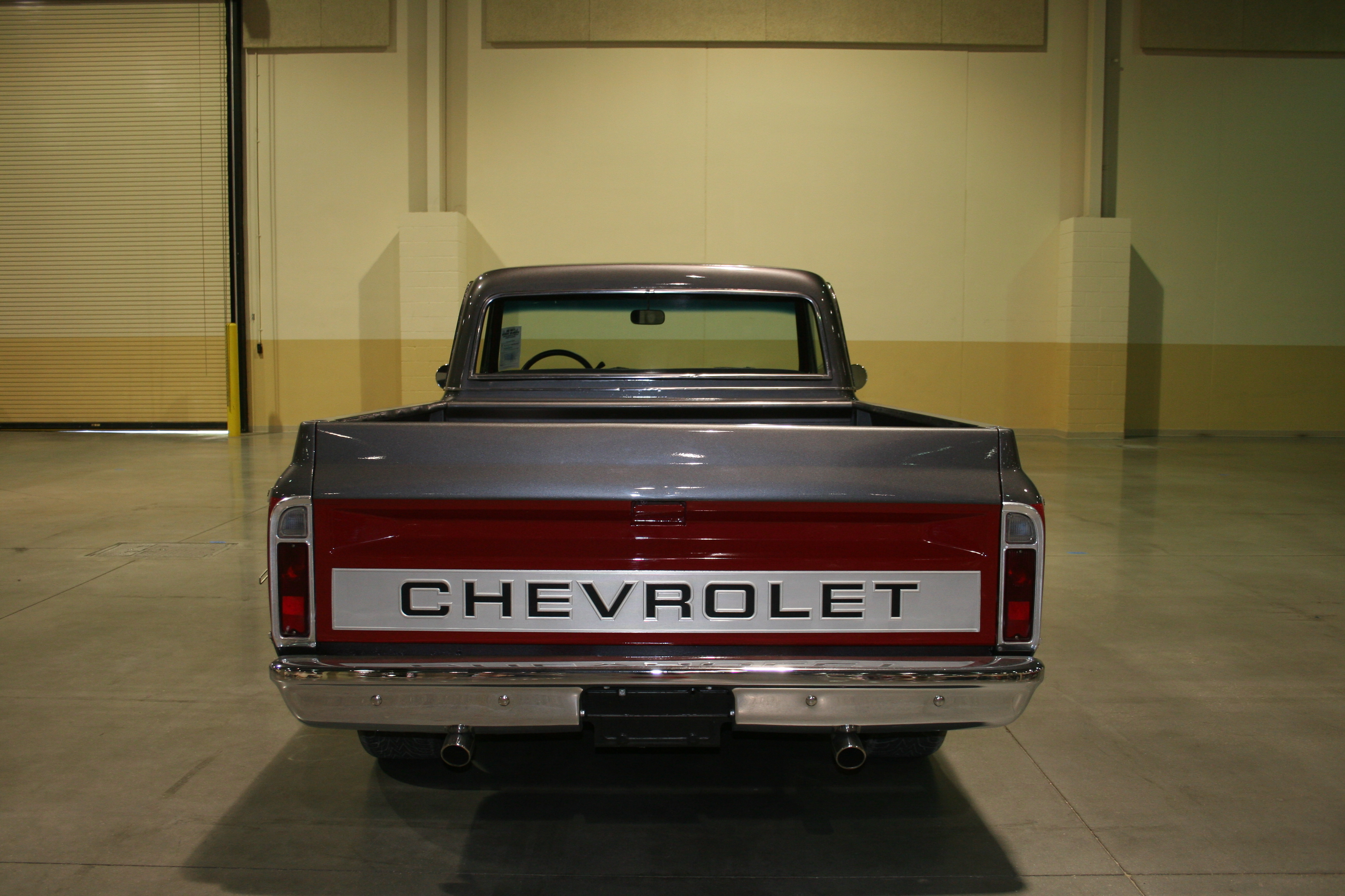 7th Image of a 1969 CHEVROLET C10