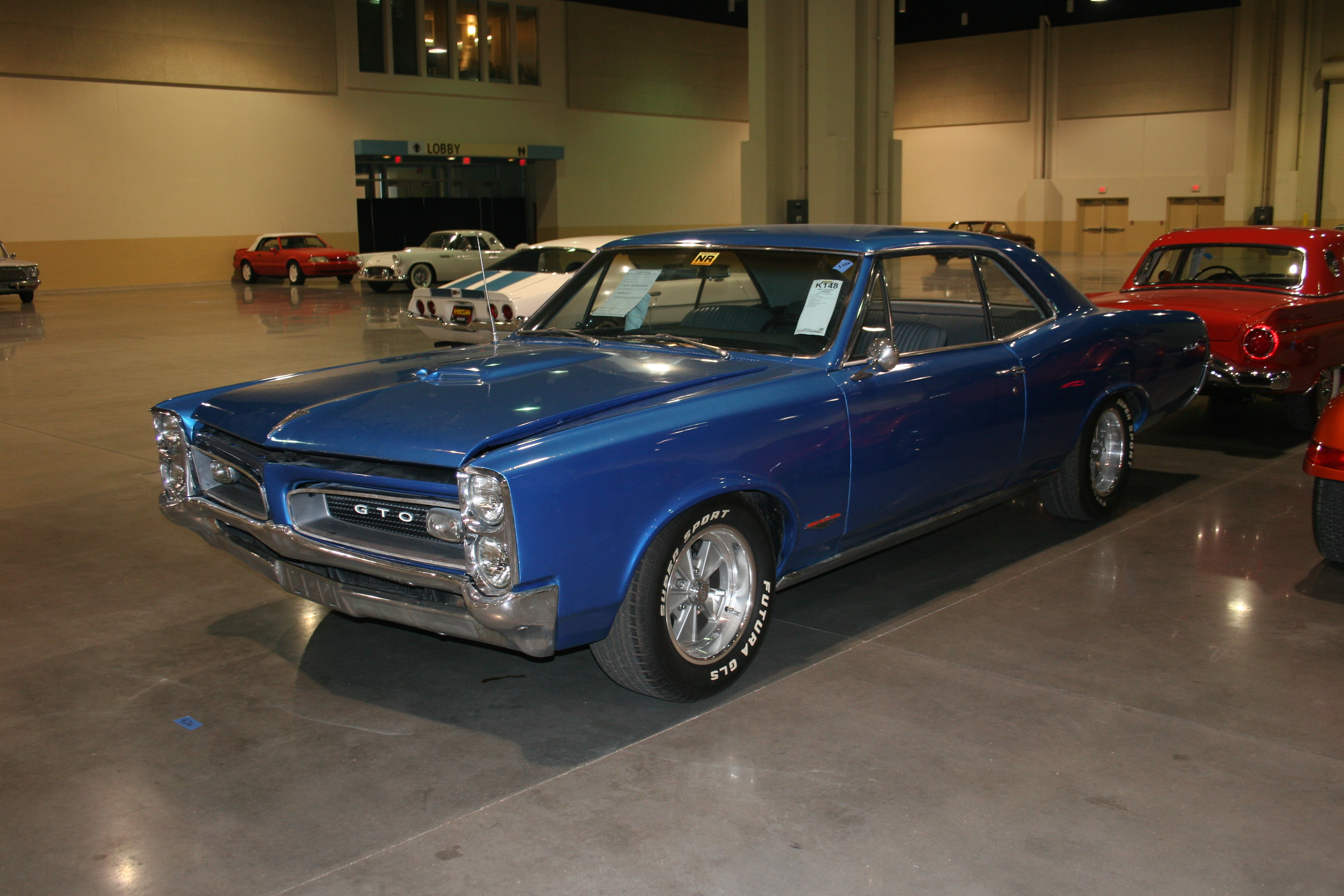 2nd Image of a 1967 PONTIAC GTO