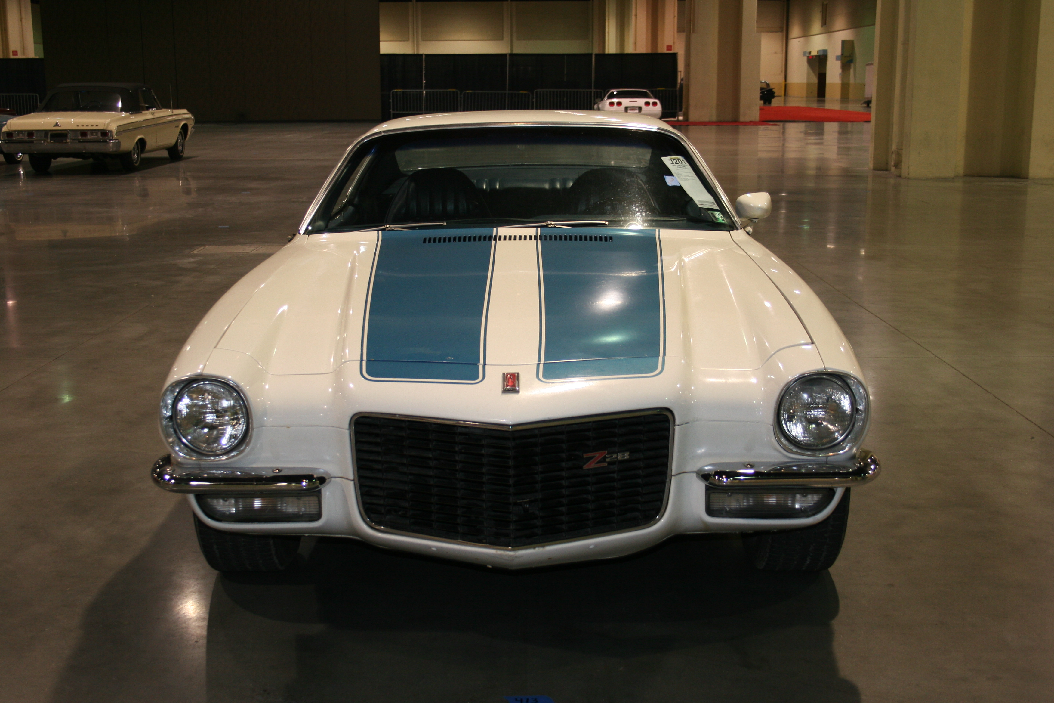 1st Image of a 1971 CHEVROLET CAMARO Z28