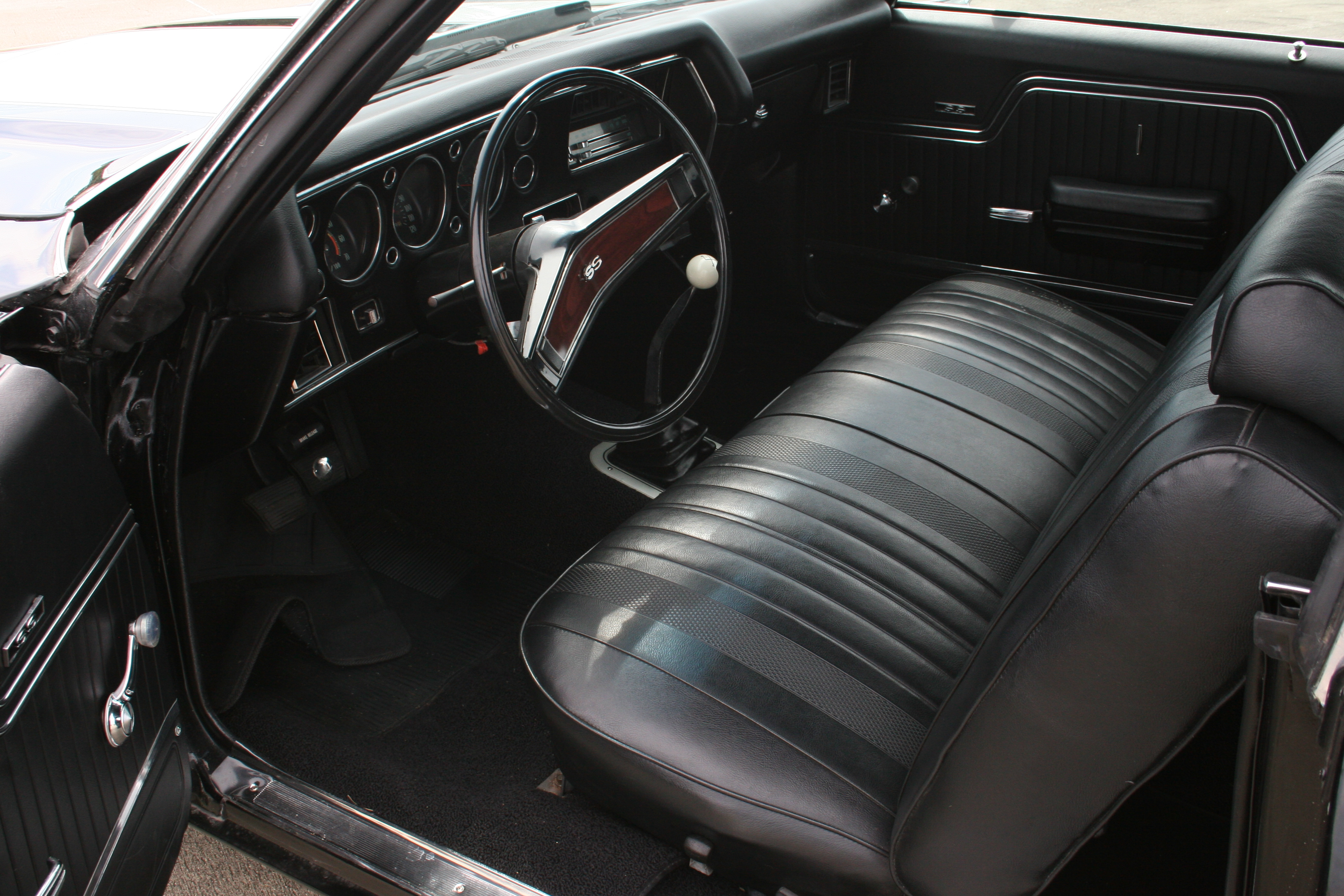 5th Image of a 1970 CHEVROLET CHEVELLE SS