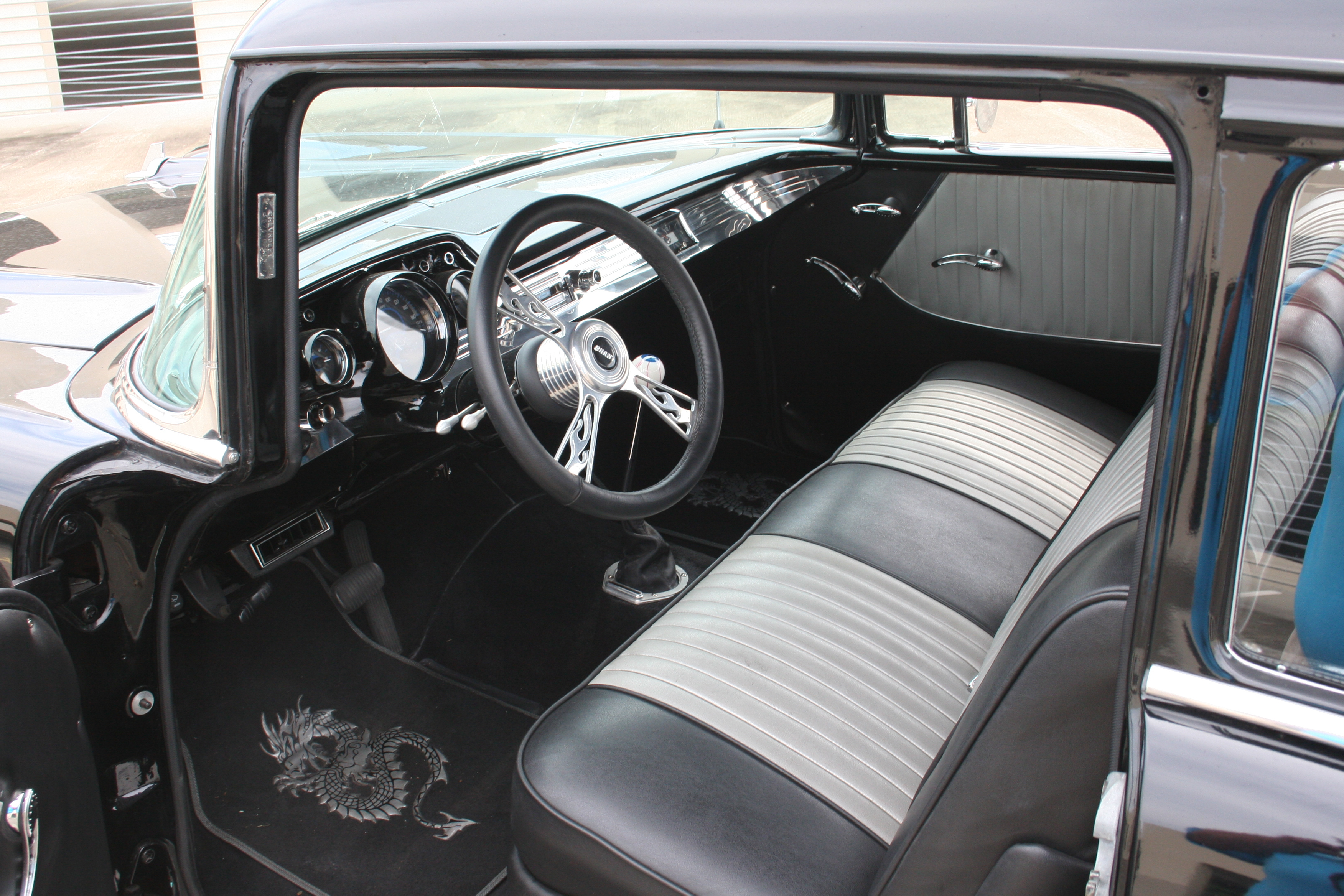 5th Image of a 1957 CHEVROLET 210